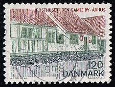 Buy Denmark #617 Post Office in Aarhus; Used (4Stars) |DEN0617-01XBC