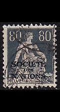 Buy SCHWEIZ SWITZERLAND [SDN] MiNr 0011 x ( O/used )