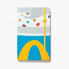 Buy New McDonald McFlurry Journal Writing Hardcover Soft Touch Free Shipping