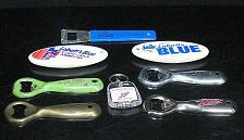 Buy LOT of 8 Beer Bottle Openers Labatt Blue Molson Magnum OV Miller Vintage