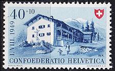 Buy SCHWEIZ SWITZERLAND [1949] MiNr 0528 ( **/mnh ) Pro Patria