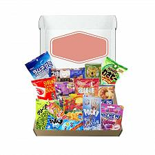 Buy Asia Snack Mix box kit set Chips, Candy, Chocolates, Cookies Free Shipping