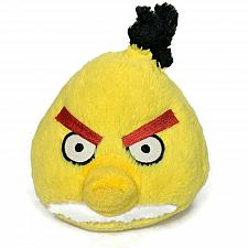 Buy Angry Birds Chuck Yellow Bird Plush Stuffed Animal Commonwealth 2011 6.5""