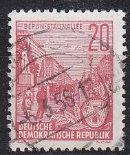 Buy GERMANY DDR [1955] MiNr 0455 ( OO/used )