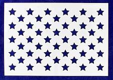 "Buy 50 Star Field Stencil 14 Mil -10 1/4""H x 14 1/2""W - Painting /Crafts/ Templates"