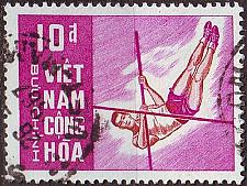 Buy VIETNAM SÜD SOUTH [1965] MiNr 0352 ( O/used ) Sport
