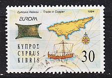 Buy ZYPERN CYPRUS [1994] MiNr 0820 ( O/used ) CEPT