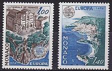 Buy MONACO [1978] MiNr 1319-20 ( **/mnh ) CEPT