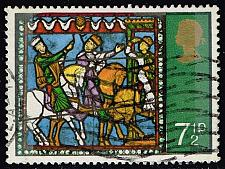Buy Great Britain #663 Journey of the Kings; Used (0.35) (2Stars) |GBR0663-04XBC