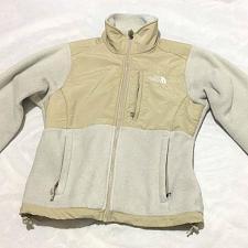 Buy The North Face Women's Front Zip Fleece Jacket Size XS / TP POLARTEC