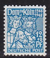 Buy GERMANY Alliiert AmBri [1948] MiNr 0070 WB ( **/mnh )