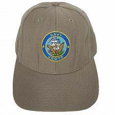 Buy Navy JROTC Military Embroidered Baseball Strapback Hat Cap One Size