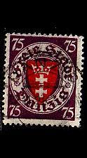 Buy GERMANY REICH Danzig [1924] MiNr 0201 xa ( OO/used )
