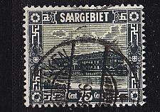 Buy GERMANY Saar [1923] MiNr 0101 ( O/used )