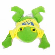 Buy HP Invent Hewlett Packard Green Yellow Frog Toad Plush Stuffed Animal 8""