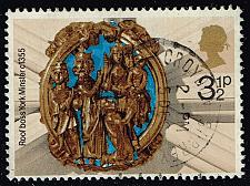Buy Great Britain #732 Adoration of the Kings; Used (0.25) (3Stars) |GBR0732-03XVA