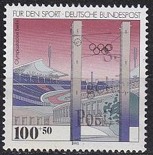 Buy GERMANY BUND [1993] MiNr 1652 ( O/used ) Olympiade