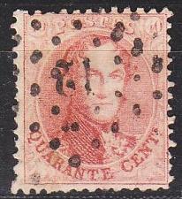 Buy BELGIEN BELGIUM [1863] MiNr 0013 B ( O/used ) [03]