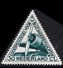 Buy NIEDERLANDE NETHERLANDS [1933] MiNr 0267 ( **/mnh ) Flugzeug