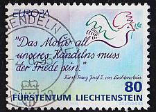 Buy LIECHTENSTEIN [1995] MiNr 1103 ( O/used )