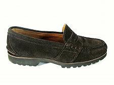 Buy Ralph Lauren Brown Suede Driving Penny Loafer Casual Shoes Men's 8 D (SM2)