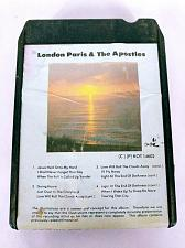 Buy London Paris and The Apostles (8-Track Tape, 14602)
