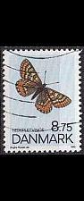 Buy DÄNEMARK DANMARK [1993] MiNr 1050 ( O/used ) Schmetterlinge