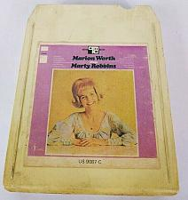 Buy Marion Worth Sings Marty Robbins (8-Track Tape, U8-9087-C)