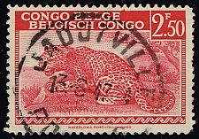 Buy Belgian Congo **U-Pick** Stamp Stop Box #155 Item 46 |USS155-46XRS