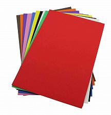 Buy Craft Foam Sheets--12 x 18 Inches - Asst. Colors Set 1 - 10 Sheets-2 MM Thick