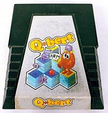 Buy Qbert (Atari 2600, 1983) Game Cartridge Only No Box