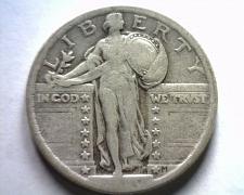 Buy 1920 STANDING LIBERTY QUARTER GOOD G NICE ORIGINAL COIN BOBS COINS FAST SHIP