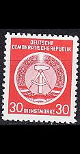 Buy GERMANY DDR [Dienst A] MiNr 0011 I ( **/mnh )