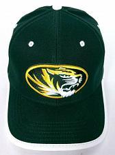 Buy Mizzou Tigers University Of Columbia Men's Nike Black White Strapback Hat