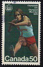 Buy KANADA CANADA [1975] MiNr 0599 ( O/used ) Olympiade