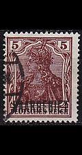 Buy GERMANY Saar [1920] MiNr 0044 b ( O/used )