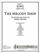 Buy King - Melody Shop, The