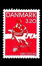 Buy DÄNEMARK DANMARK [1989] MiNr 0945 ( **/mnh ) Sport