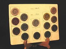 Buy Vintage Buttons Original Order Card Plastic 14 Old Antique Catalog