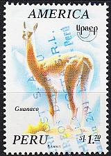 Buy PERU [1995] MiNr 1550 ( O/used ) Tiere