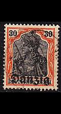 Buy GERMANY REICH Danzig [1920] MiNr 0005 ( OO/used )
