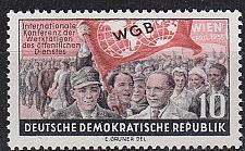 Buy GERMANY DDR [1955] MiNr 0452 ( **/mnh )