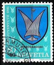 Buy SCHWEIZ SWITZERLAND [1981] MiNr 1213 ( O/used ) Wappen