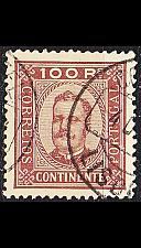 Buy PORTUGAL [1892] MiNr 0074 yB ( O/used )