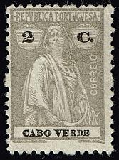 Buy Cape Verde #178 Ceres; Unused (1Stars) |CPV0178-05XRS