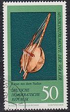 Buy GERMANY DDR [1971] MiNr 1713 ( OO/used ) Musik
