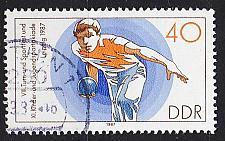 Buy GERMANY DDR [1987] MiNr 3115 ( OO/used ) Sport