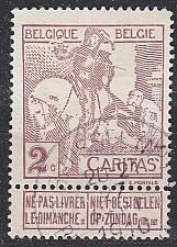 Buy BELGIEN BELGIUM [1910] MiNr 0082 I ( O/used )