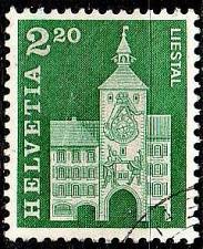 Buy SCHWEIZ SWITZERLAND [1964] MiNr 0802 ( O/used ) Architektur