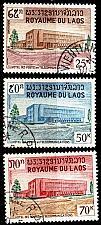 Buy LAOS [1967] MiNr 0204-06 ( O/used )